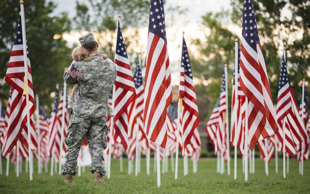 Dear Veterans, Thanks for the Memories
