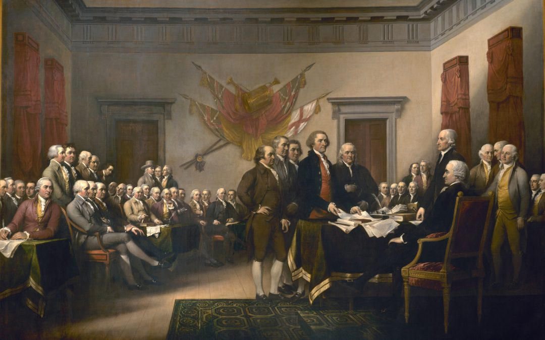 The Declaration of Independence: Not Just a Break-Up Text