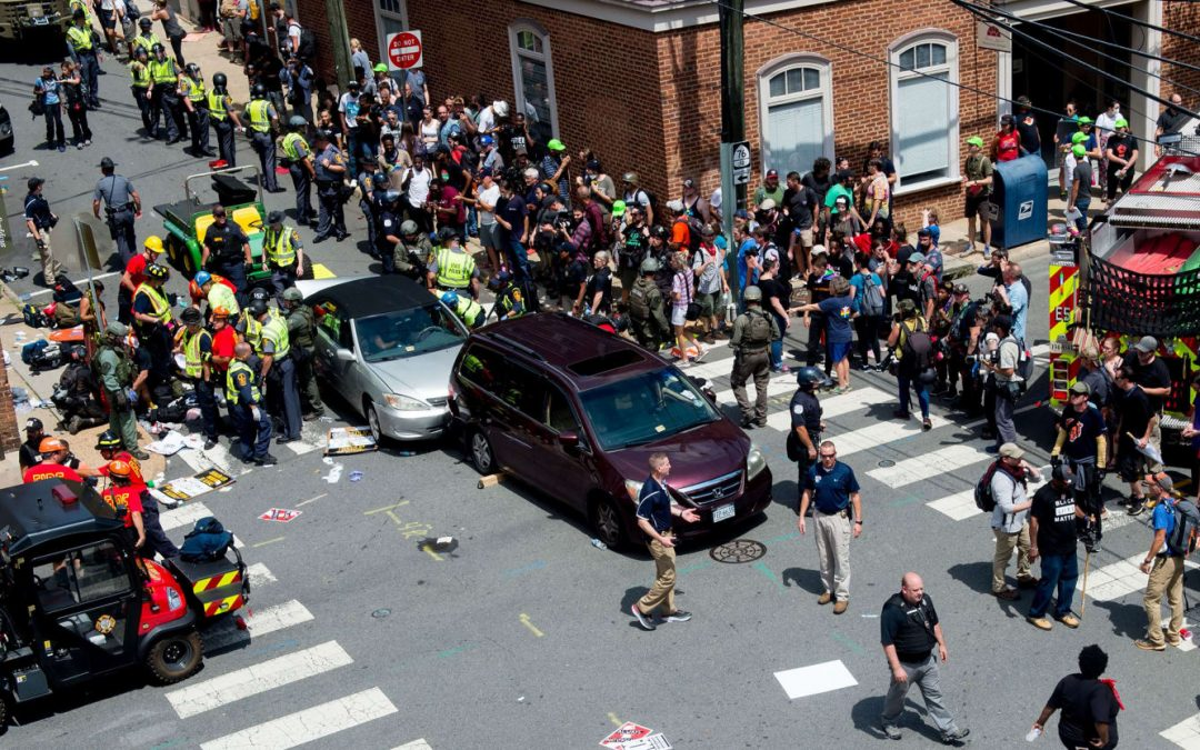 Too Many Catch 22s in Charlottesville, and It Feels Familiar