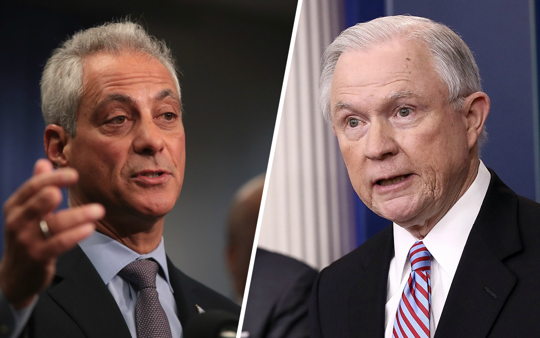 Virtue Signaling Aside, Does Chicago Have a Right to DOJ Funding?