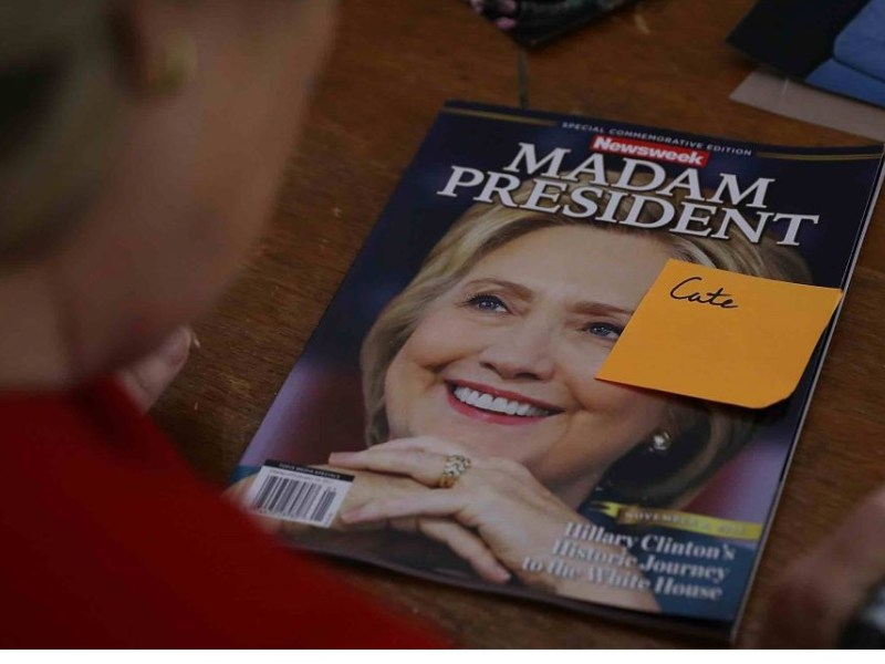 Hillary Is an Easy Target