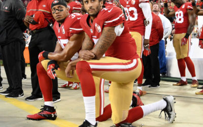 Taking a Knee – What the NFL Protests can Teach Us About Freedom of Speech