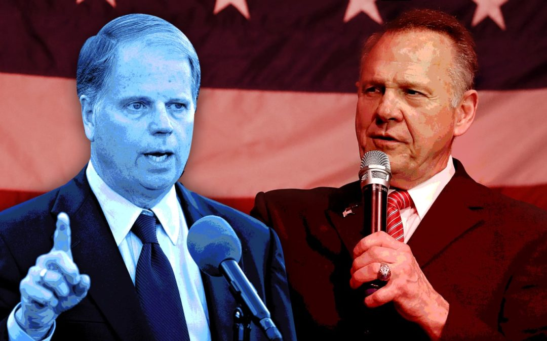 It Doesn't Matter that Doug Jones Won, It Matters that Roy Moore Lost