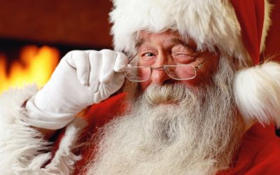 The Anonymous Giver: Why our general disbelief in, misunderstanding, and corruption of Santa Claus is contributing to the progressive Socialist agenda