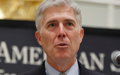 Gorsuch's Immigration Decision Should Give Originalists Hope