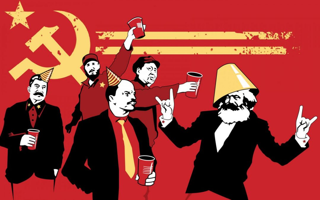 Socialism Stole My Paycheck