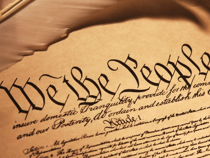 I Don't Care about Your Position — Just the Constitution