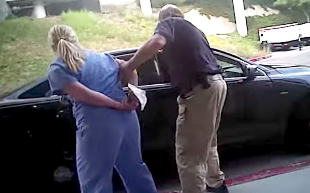 Two Cops' Perspectives on Utah Nurse Arrest: So Much Wrong