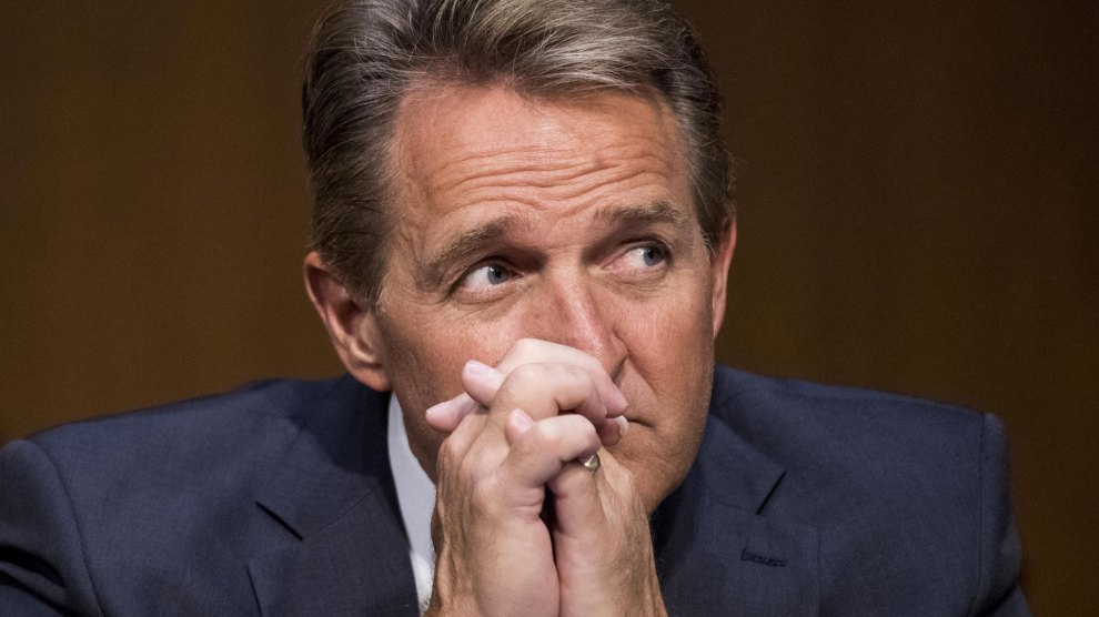 Flake Has No One to Blame but Himself