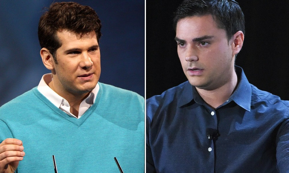 Are Shapiro and Crowder the new Buckley and Limbaugh?
