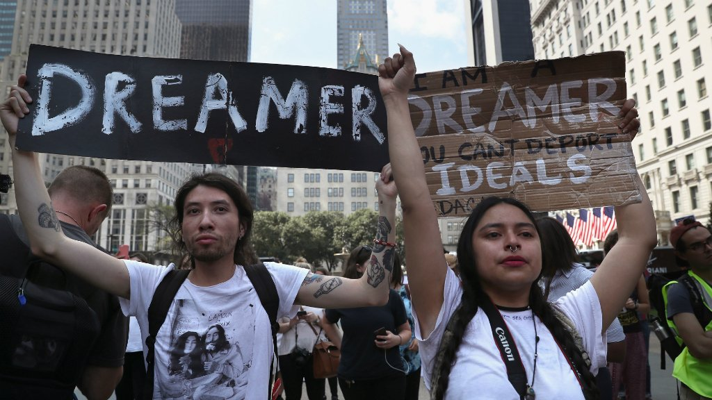 "What the Democrats haven't told you about the ""Dreamers"""