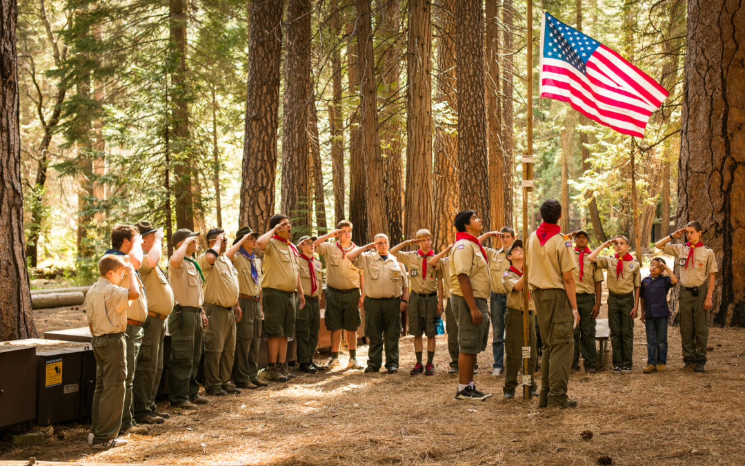 The LDS Church Split from Boy Scouts of America Years Ago