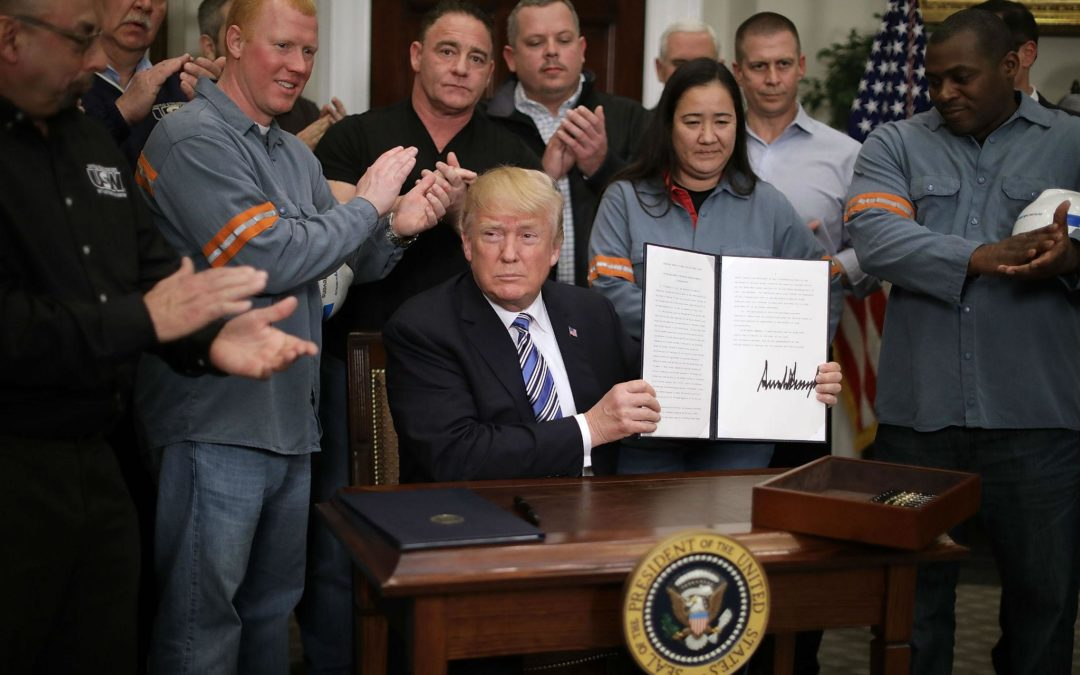 The Moral Case against Tariffs