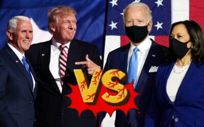 The Best and Worst Strategies for the Top Presidential Tickets: Trump/Pence vs. Biden/Harris